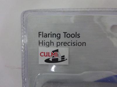 """CULMI AFT-C808 Eccentric Cone Type Flaring Tools 45�� (O.D. 1/4"""",5/16"""",3/8"""",1/2"""",5/8"""",3/4"""")"""