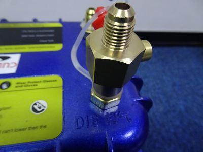 CULMI MFP-86CC (28 L/MIN) 2-IN-1 VACUUM & PRESSURE TEST PUMP (220V/50HZ)