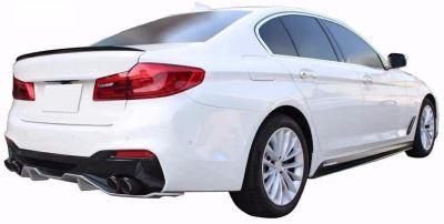 BMW 5 SERIES 2017 G30 M PERFORMANCE DIFFUSER SET