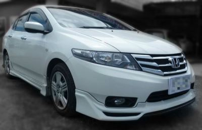 HONDA CITY 2013 FACELFIT MUGEN BODYKIT