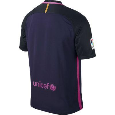 NIKE FC Barcelona 16/17 AWAY JERSEY 776844-525