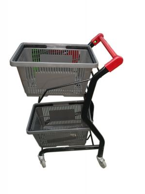 16111+80112-2L Trolley and 2Basket