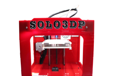 Solo3DP Front Side