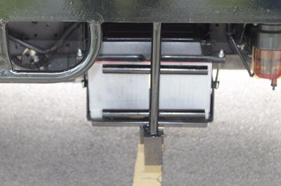 HINO XZU710K CARGO 21FT STEEL RAILING BDM5000KG