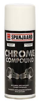 Chrome Anti Seize Spray