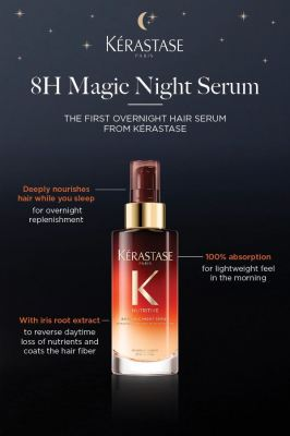KERASTASE 8H Magic Night Serum 90ML