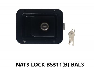 LUGGAGE LOCK WITH KEY-01