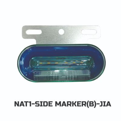 SIDE MARKER WHITE(NEW)-BLUE