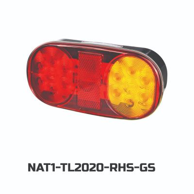 COMBINATION TAIL LAMP TL2020-RIGHT