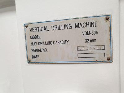 CHINA VERTICAL DRILLING MACHINE