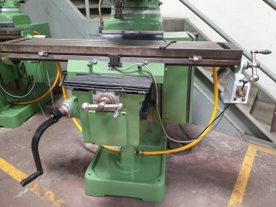 TOP WELL MILLING MACHINE