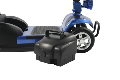 4 Wheel Scooter Electric for OKU