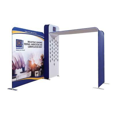 tension fabric booth 3x3 meter module B