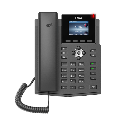 FANVIL X3S / X3SP :New Enterprise IP Phone