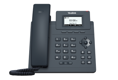 YEALINK SIP-T30P: ENTRY-LEVEL IP PHONE 1 Line WITH POE