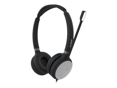 Yealink YHS36 DUAL WIRED HEADSET [Leather Cushion]