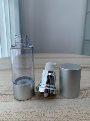 ASAPB003 - 15ml - Airless Pump Bottle with Cap 1.1
