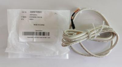 ADDITIONAL SPARE PART : CWA67C9541 ( LEADWIRE FOR AC)