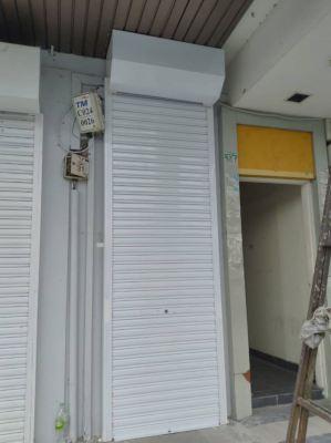 Roller Shutter @Big Farmasi Ss15, Subang Jaya, Selangor