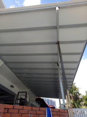 Alumbond Composite Panel @Jalan SL 2/1, Sungai Long, Selangor