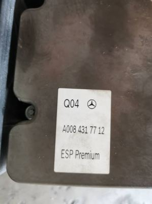 Benz W176 A200 ABS pump