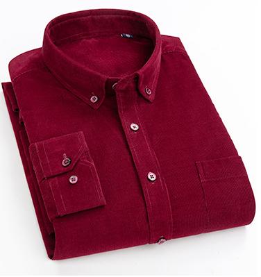 TR Wool Long Sleeve Uniform Colour Chart