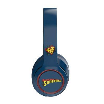 A&S SE100 DC WIRELESS OVER-EAR HEADPHONES(SUPERMAN)