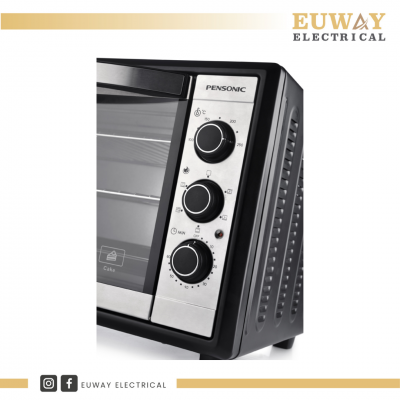 PENSONIC 46L ELECTRIC OVEN WITH INNER LIGHT PEO-4605