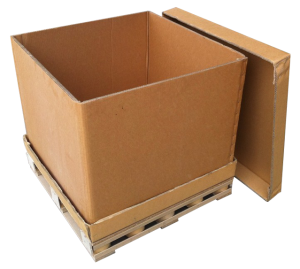Paper Crate �C Triple Wall