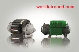 TURBOCOR danfoss oil free compressor