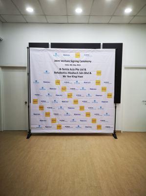 Nexus - Jumbo Banner Stand