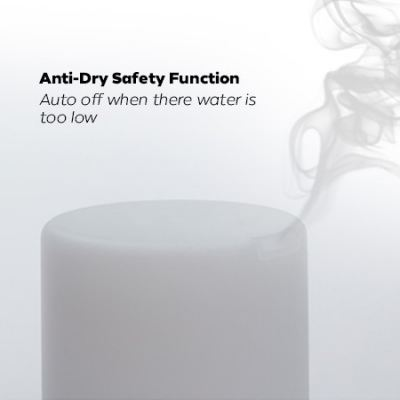MIST Aromatherapy Humidifier with LED - GD 21