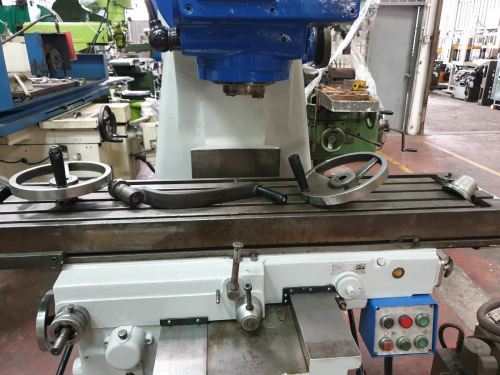 SHOWA HEAVY DUTY MILLING MACHINE