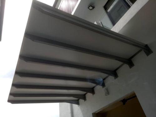 Alumbond Composite Panel @Jalan Jade Hills 12/1, Kajang, Selangor