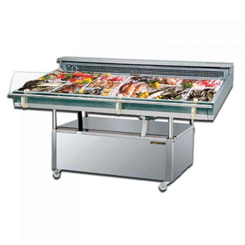 FISH DISPLAY CASE - PIPING SYSTEM (FDC 6-FDC8)