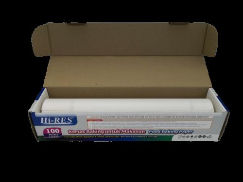 Food Baking Paper(100m x 45cm)