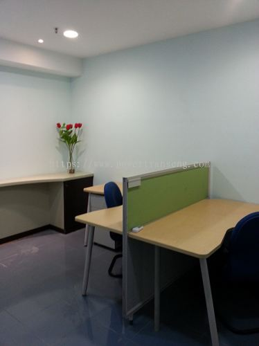 Room for Coworking Area